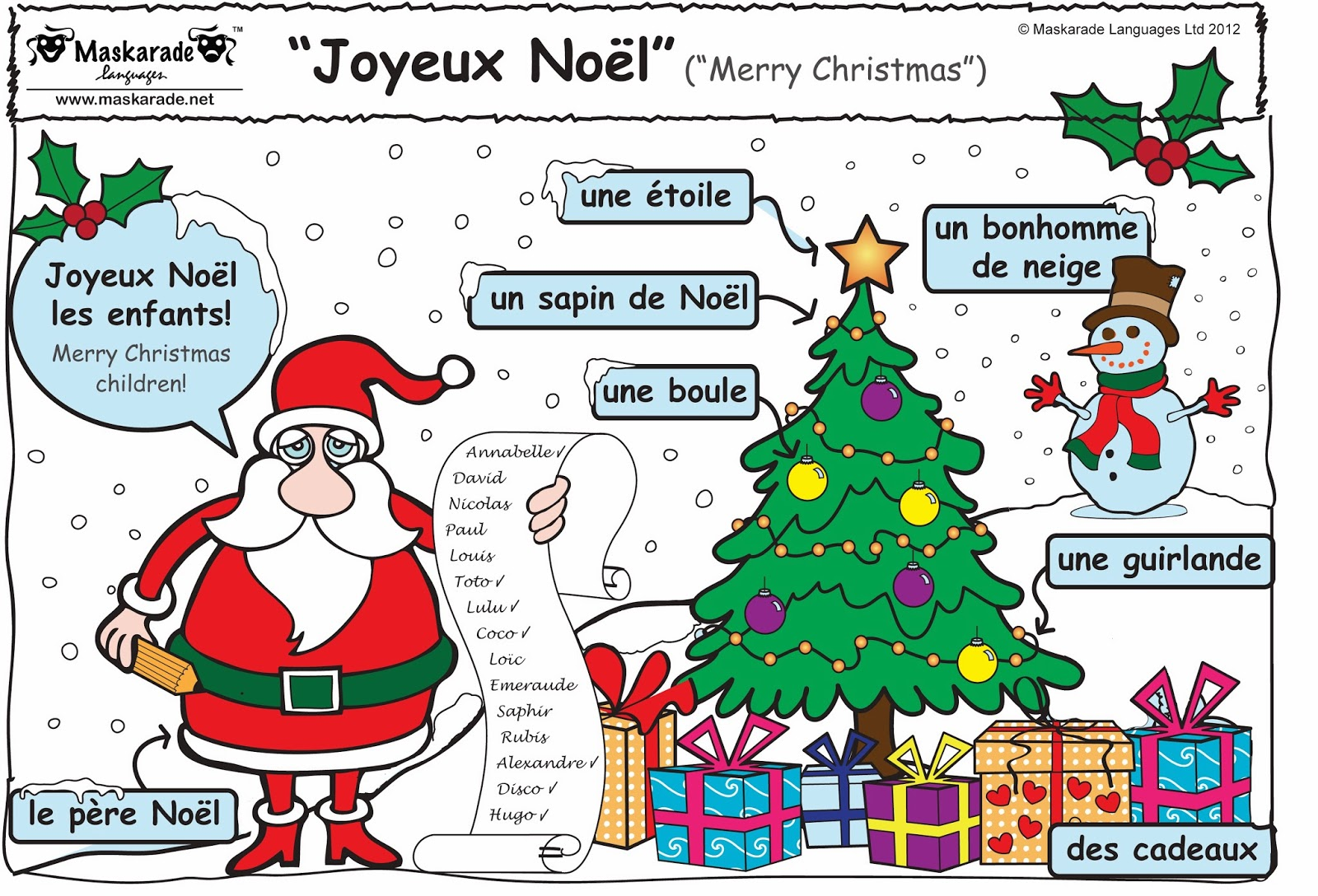 #069145 MASKARADE LANGUAGES: 2013 5357 decorations de noel carrefour 1600x1088 px @ aertt.com