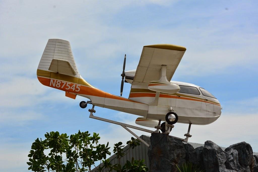 James Bond Island Phuket plane