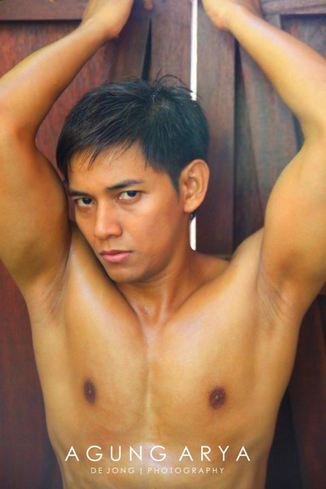 Muslim Male Celebrity: Agung Arya : The Most Exotic ...