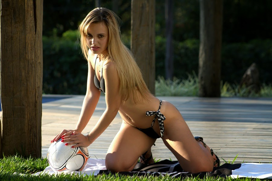 Dayane Cristina - Candidata à Musa do Atlético MG 2013