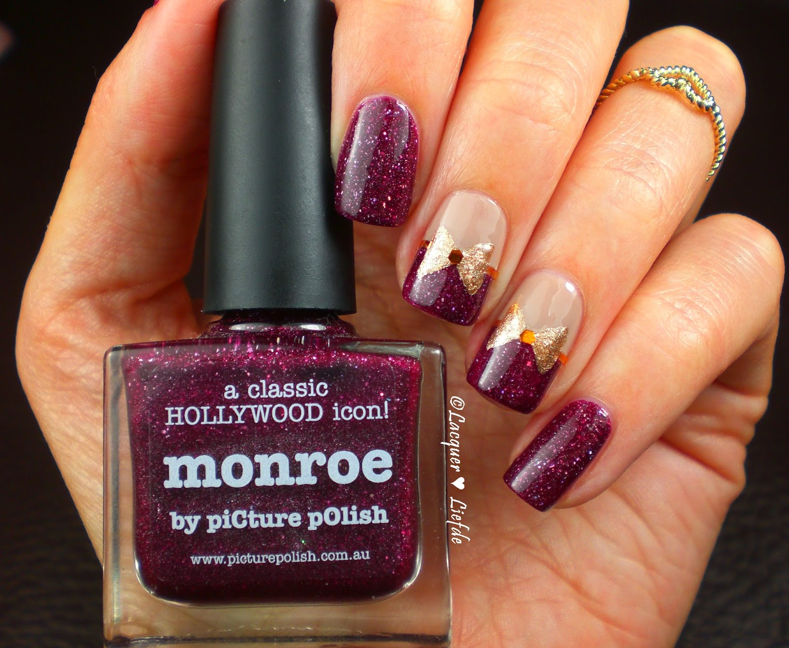 Picture Polish Manroe