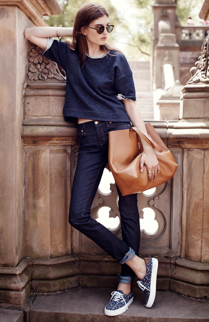 MADEWELL DENIM (August 2014)