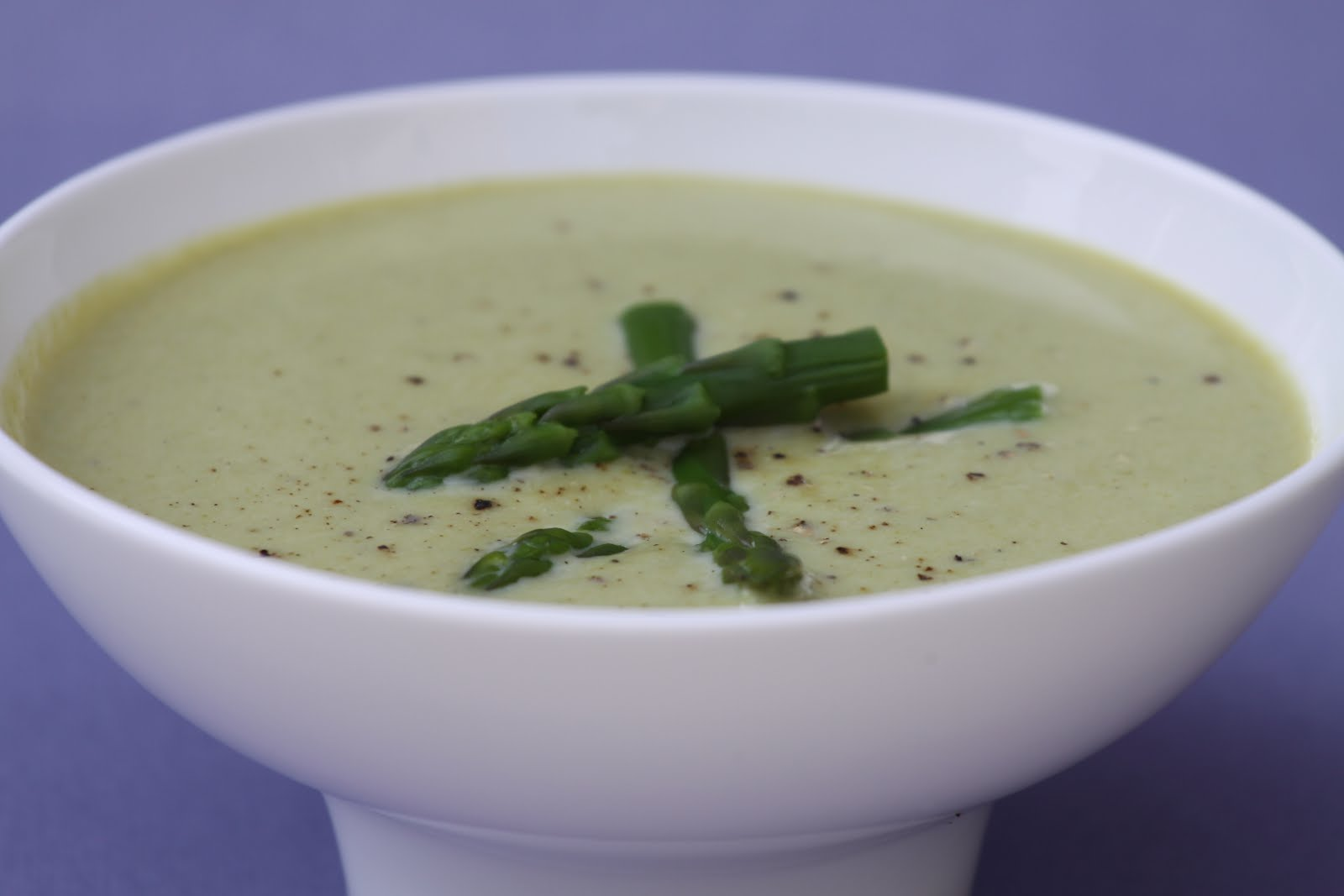 Chilled Asparagus Soup Recipes — Dishmaps
