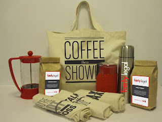COMPLETED : Enter our Fairly Legal Coffee Collection Pack ($180 value) Giveaway