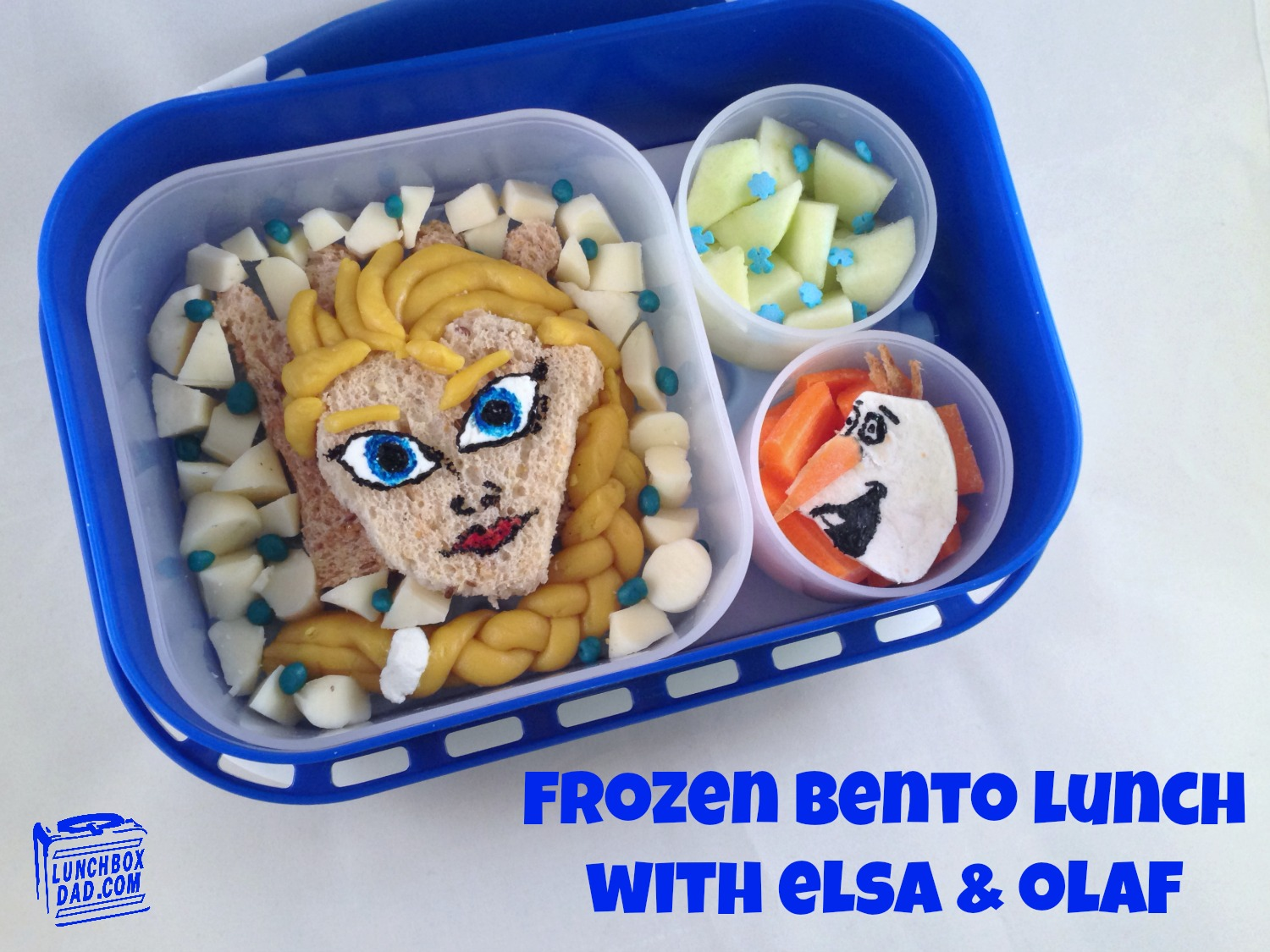 10 Disney Themed Lunch Ideas