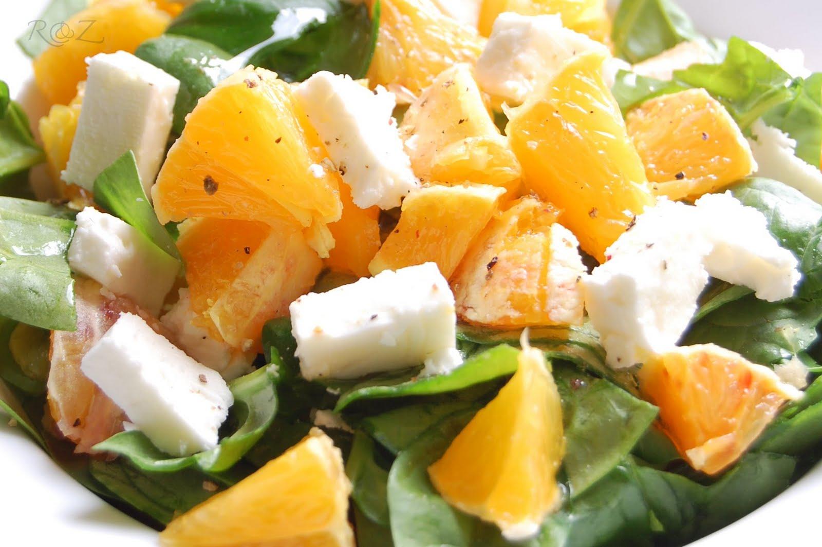 Салат апельсиновая долька пошагово и