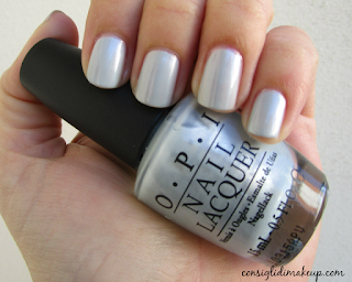 swatch smalto I Want To Be A-Lone Star OPI