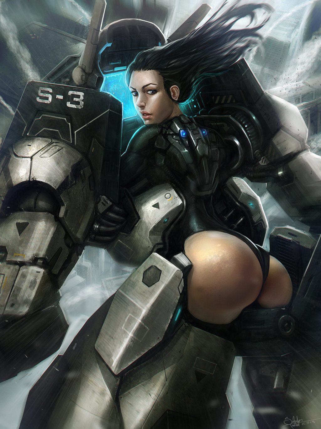 Sexy sci-fi women adult galleries