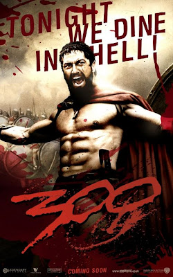 Watch 300 2007 BRRip Hollywood Movie Online | 300 2007 BRRip Hollywood Movie Poster