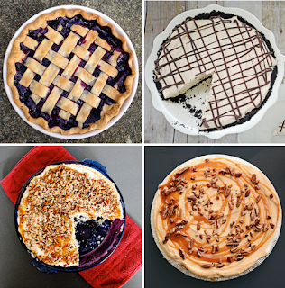 These 10 Make-Ahead Holiday Pies are perfect to prep ahead of time for the big meal.