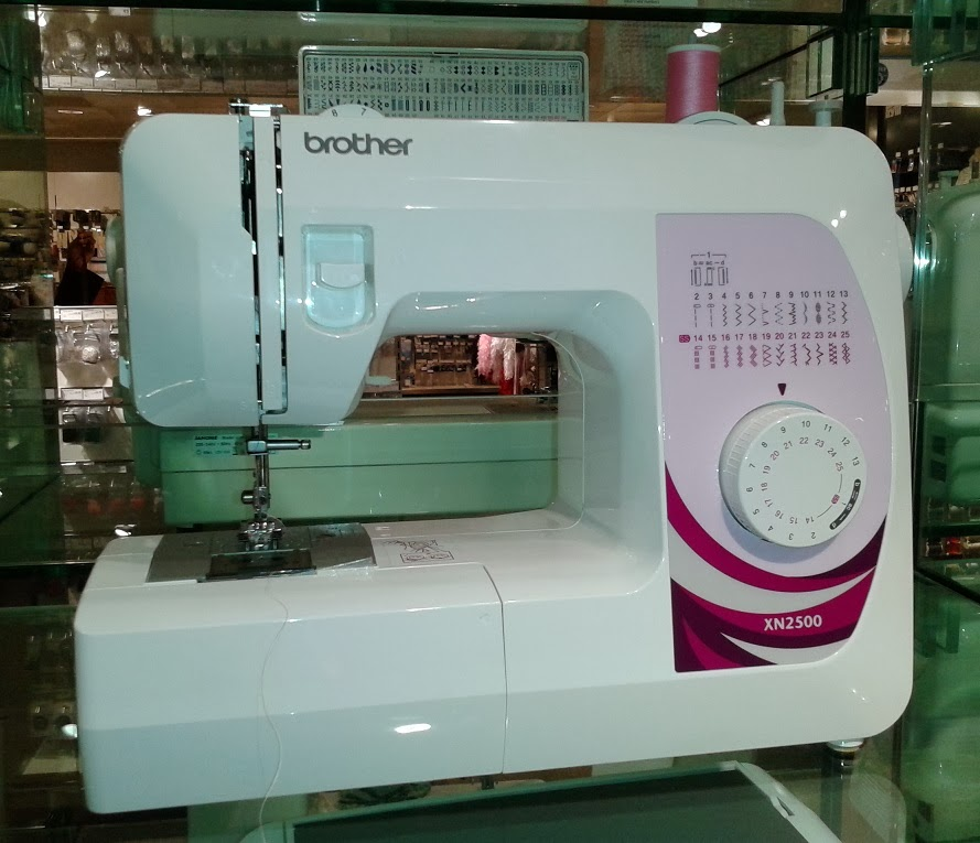 Quiteprecious Brother XN40 Simple Brother Xn2500 Sewing Machine