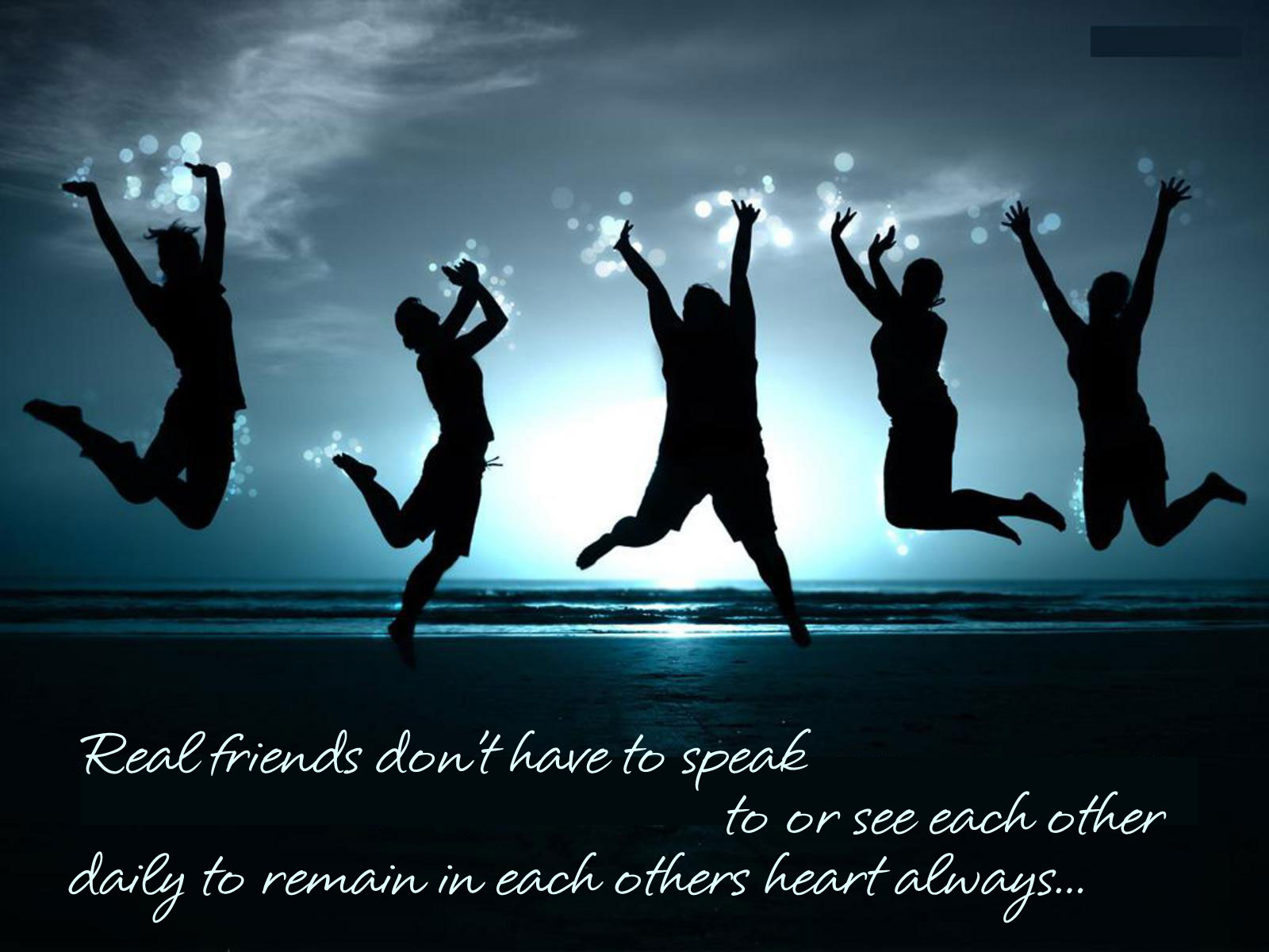 To my close friends,