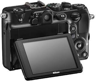Nikon Coolpix P7100, Digital Camera, Digital SLR Camera