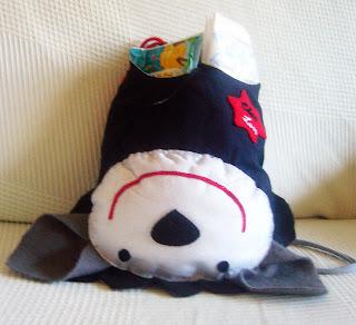 mochila murcielago