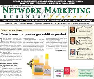 Syntek Network Marketing Journal