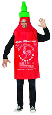Sriracha Funny Costume 25 Great Gifts for Sriracha Lovers {Christmas gift guide, Sriracha Gifts}