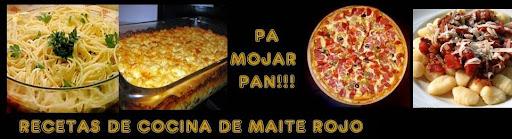 PA MOJAR PAN - PASTA Y PIZZA