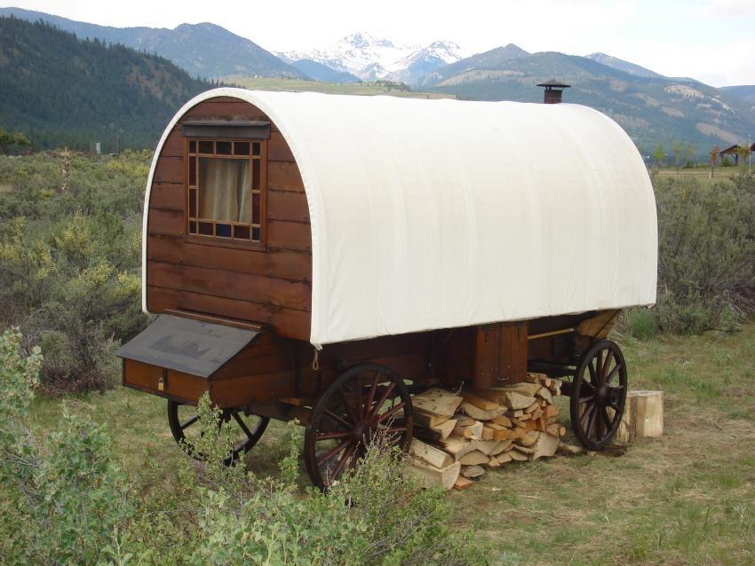 sheep wagon plans