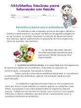 Antibióticos com receita, eis o motivo: