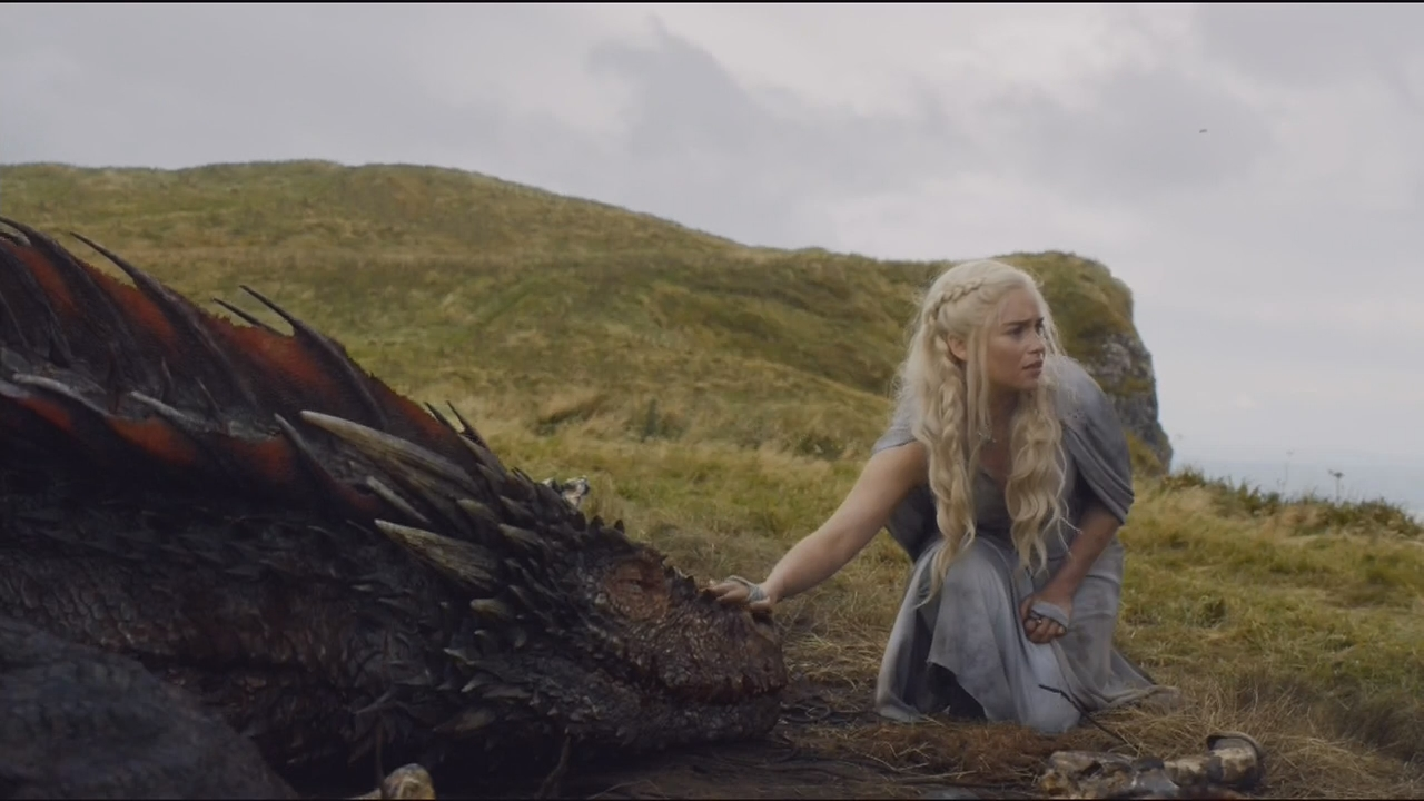 Games Of Thrones S5 (10/10) 720p Latino