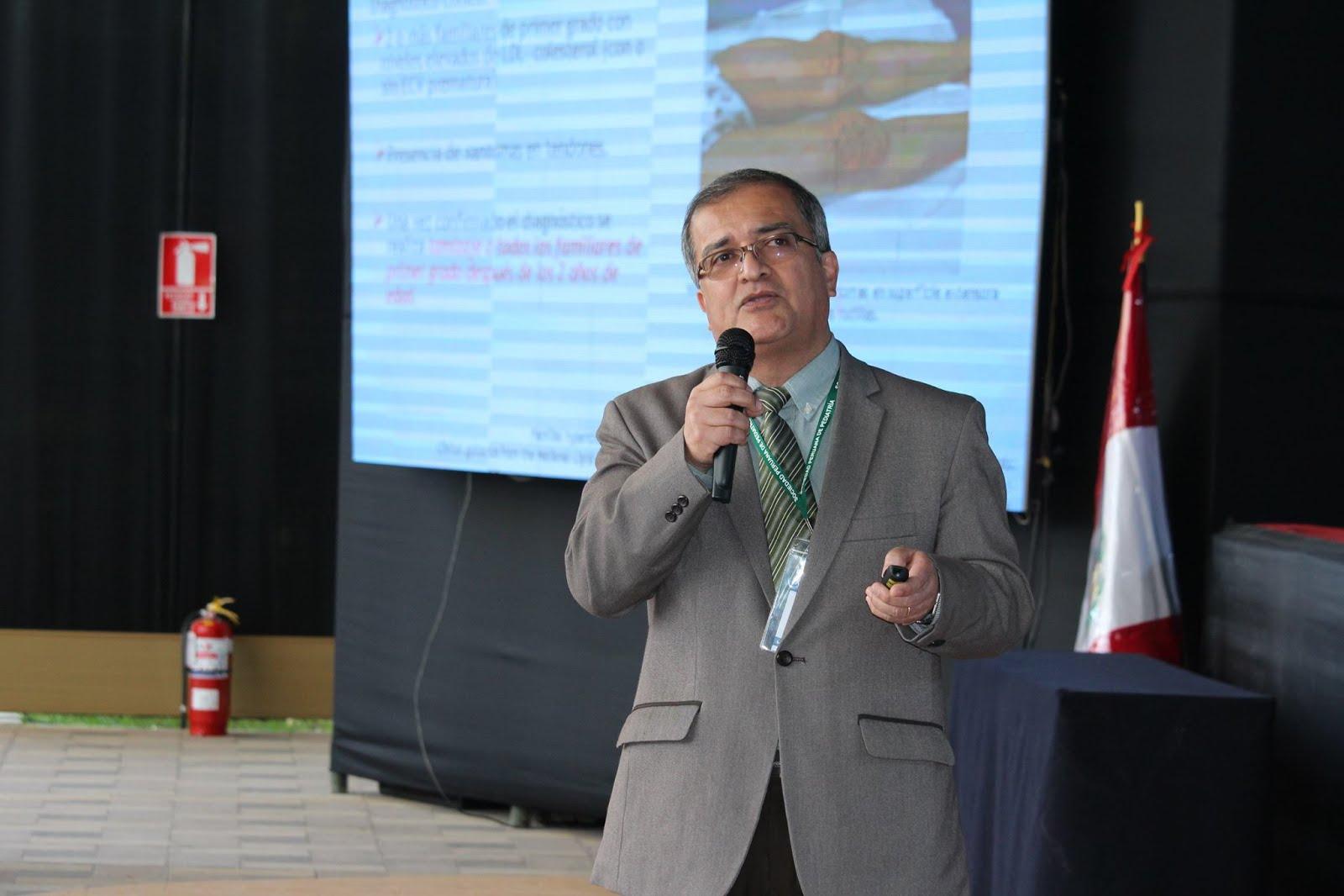 Prof Del Aguila