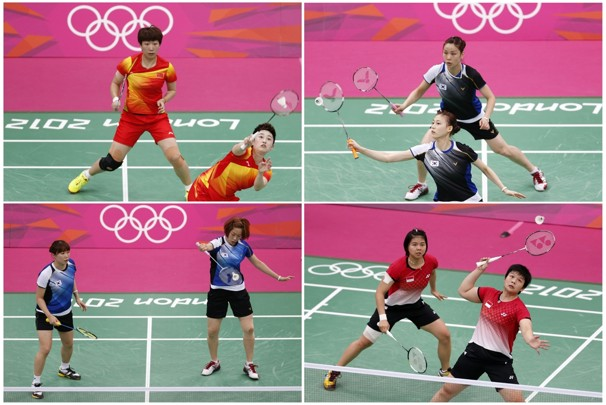 Sports are Fixed: Olympic Badminton Match-Fixing