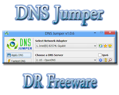 DNS Jumper 1.0.6 Free Download