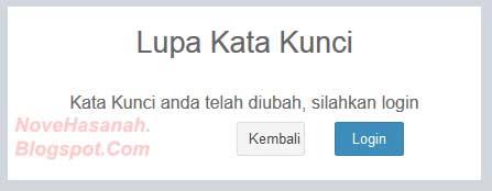 cara mengatasi masalah lupa kata kunci saat ingin login pada PUPNS BKN online 2015 4