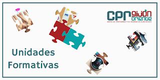 UNIDADES FORMATIVAS 2019-20