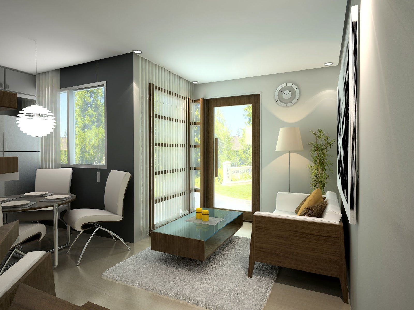 Interior design for first home - A Few Of The Many Benefits Of Owning A First Home