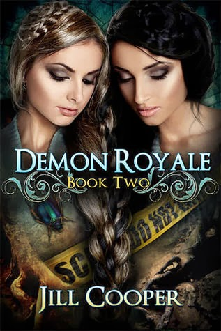 Demon Royale by Jill Cooper