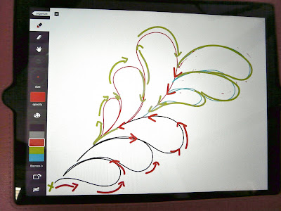 Timber Hill Threads Using Your Ipad For Drawing Quilt Designs