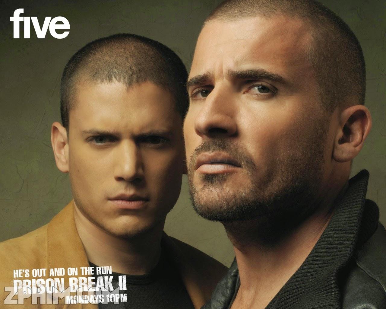 Ảnh trong phim Vượt Ngục 2 - Prison Break Season 2 1