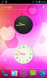 Jelly Bean Clock
