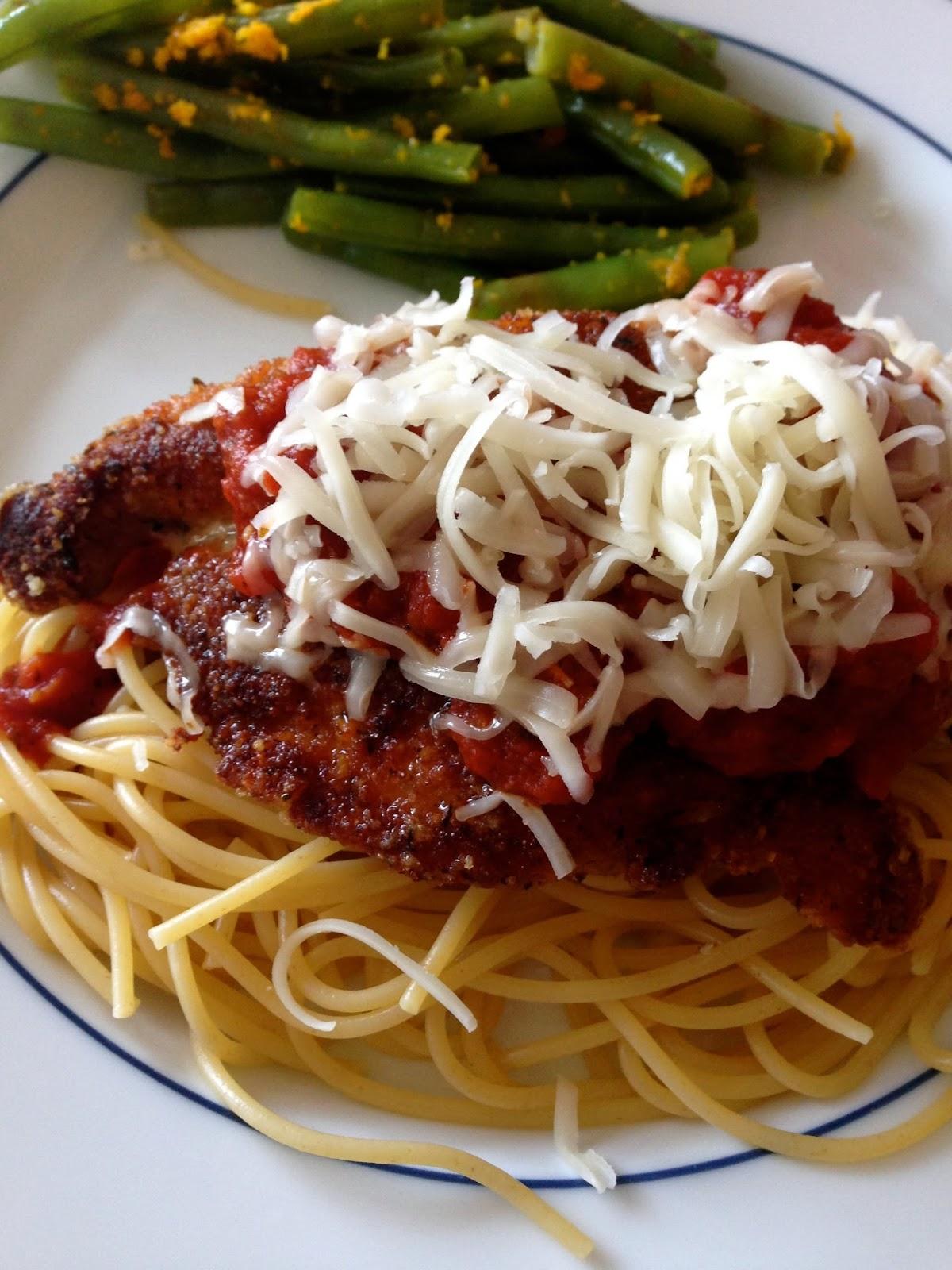 Parmesan Chicken: Savory Sweet and Satisfying