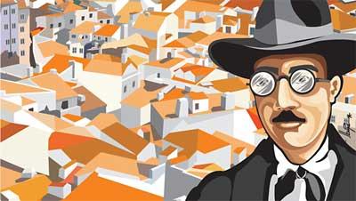 QUEM PENSA, RI – Fernando Pessoa