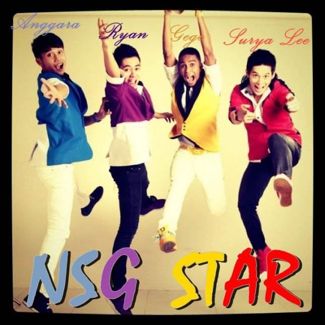 NSG Star - I Love You (2 Version)