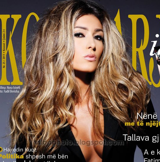 ... page of magazine kosovarja no 25 dec 2011 photo credit fadil berisha