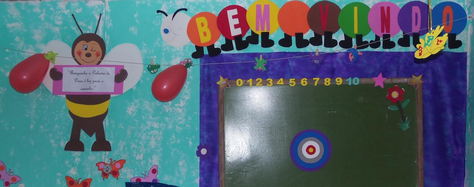 decoracao de sala infantil escola dominical : decoracao de sala infantil escola dominical:Cheila Pinturas e Escolinha Bíblica: Decoração Sala EBD