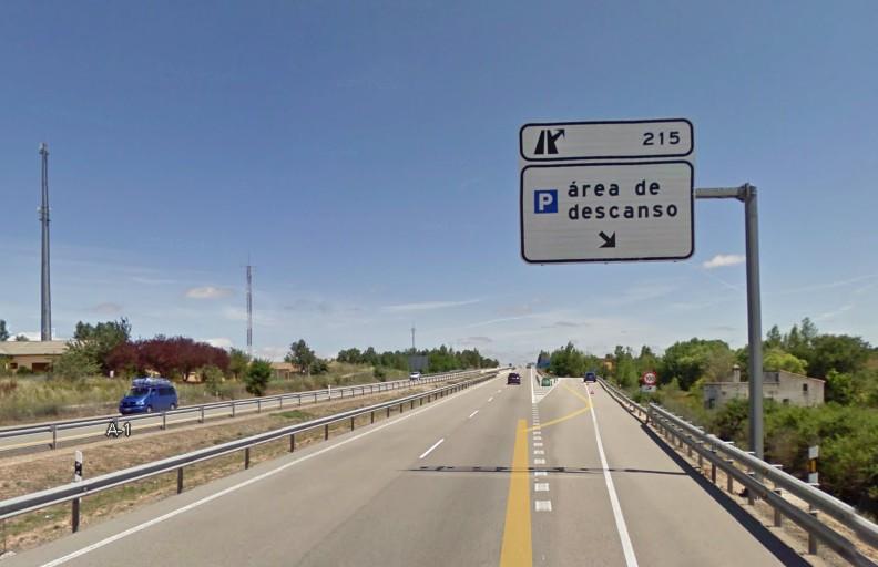 día polaco salida cerca de Burgos