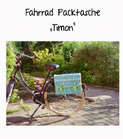 Fahrradtasche Timon