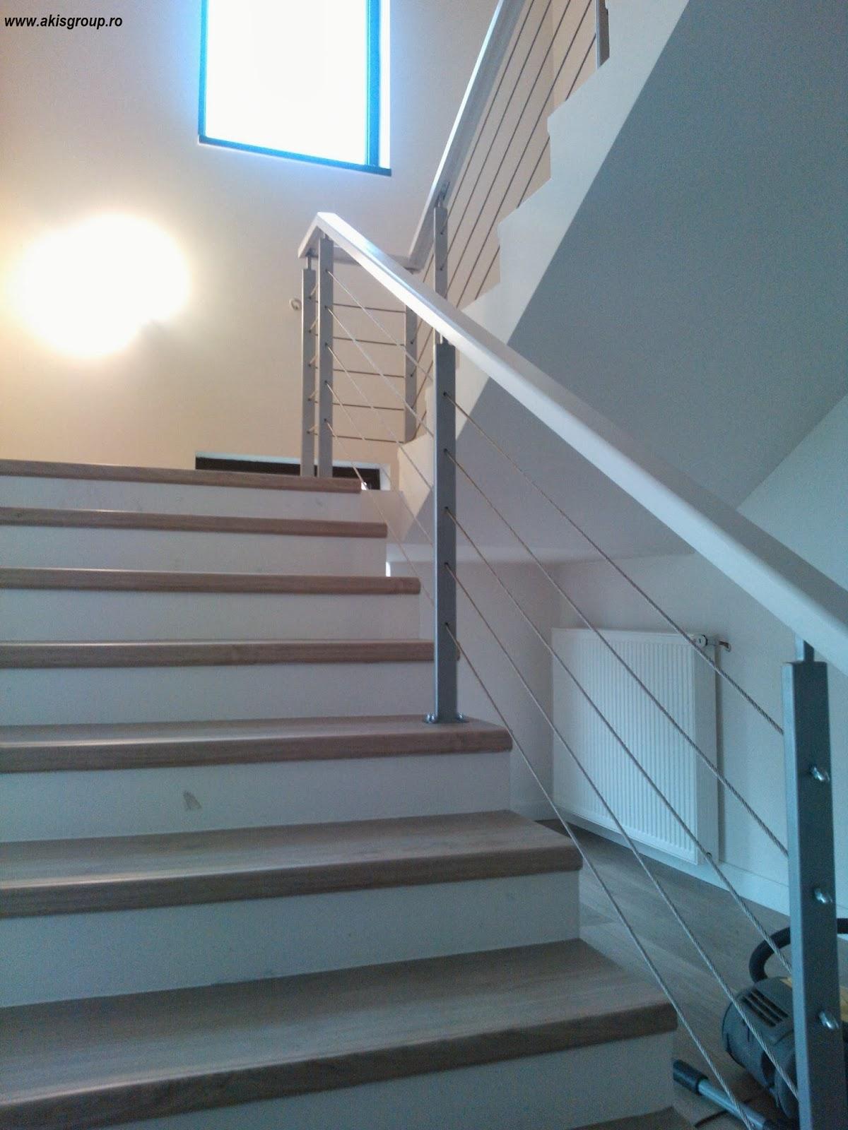 Geländer aus Schmiedeeisen: Innen Geländer - Geländer außen