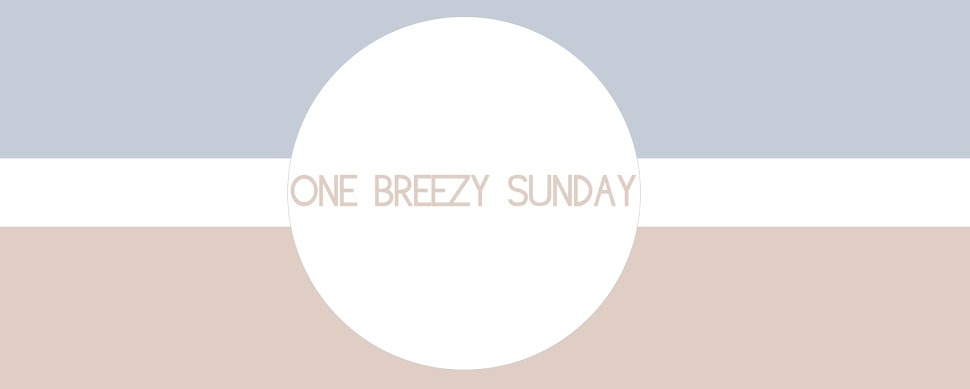 One Breezy Sunday