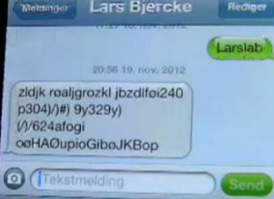 sms enviado por un zorro