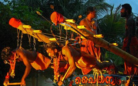 religião, rituais bizarros, tradições, religiosidade, ritos, estranho