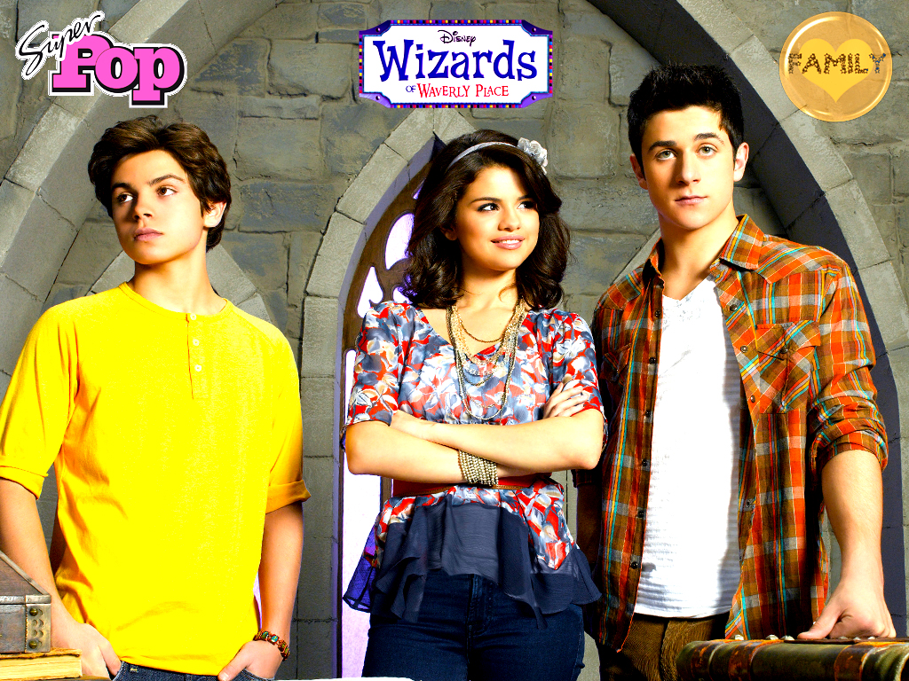 Dj Dave Creations Wizards Of Waverly Place Season 4