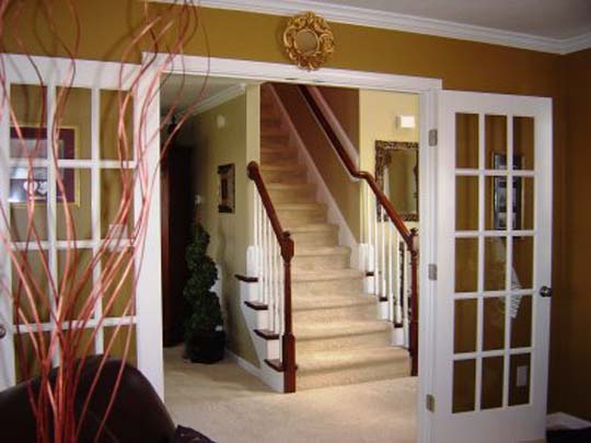 Interior french glass doors from lowes exotic house for Interior glass french doors