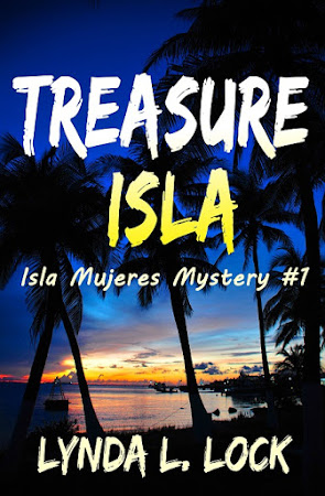 Treasure Isla - Caribbean Adventure novel