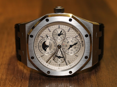 Audemars Piguet Royal Oak Concept GMT Tourbillon [SIHH 2014]