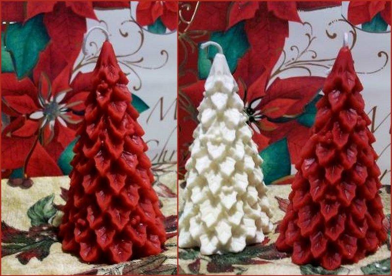 Tejidos y manualidades de la web arboles navide os variado - Regalos bonitos para navidad ...